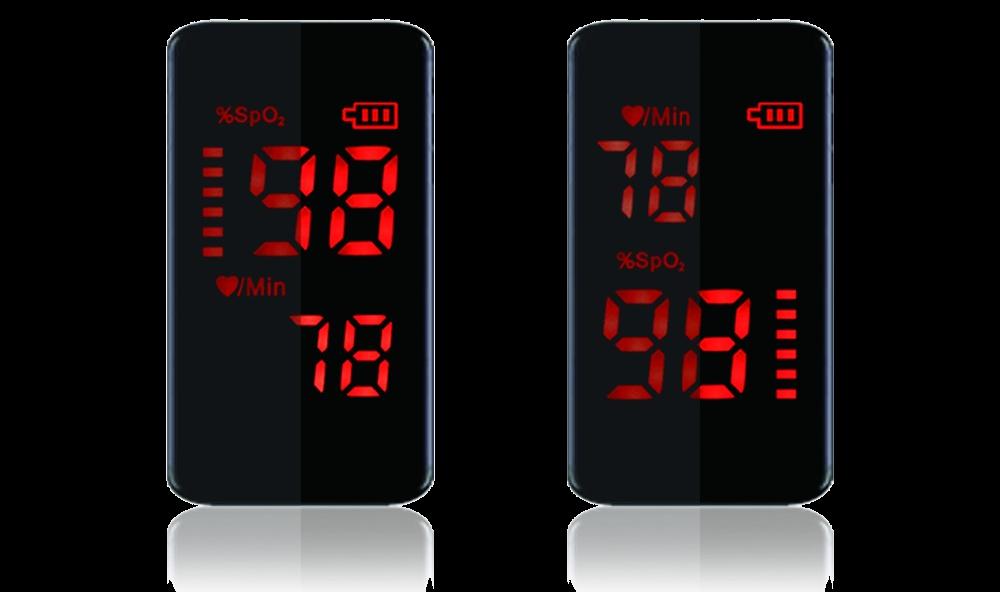 Пульсометр - Оксиометр
