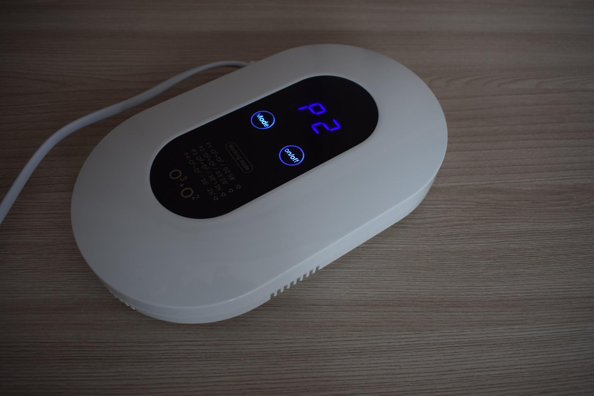 Озонатор бытовой CAIYUE (бесшумный, вентеляторная подача)