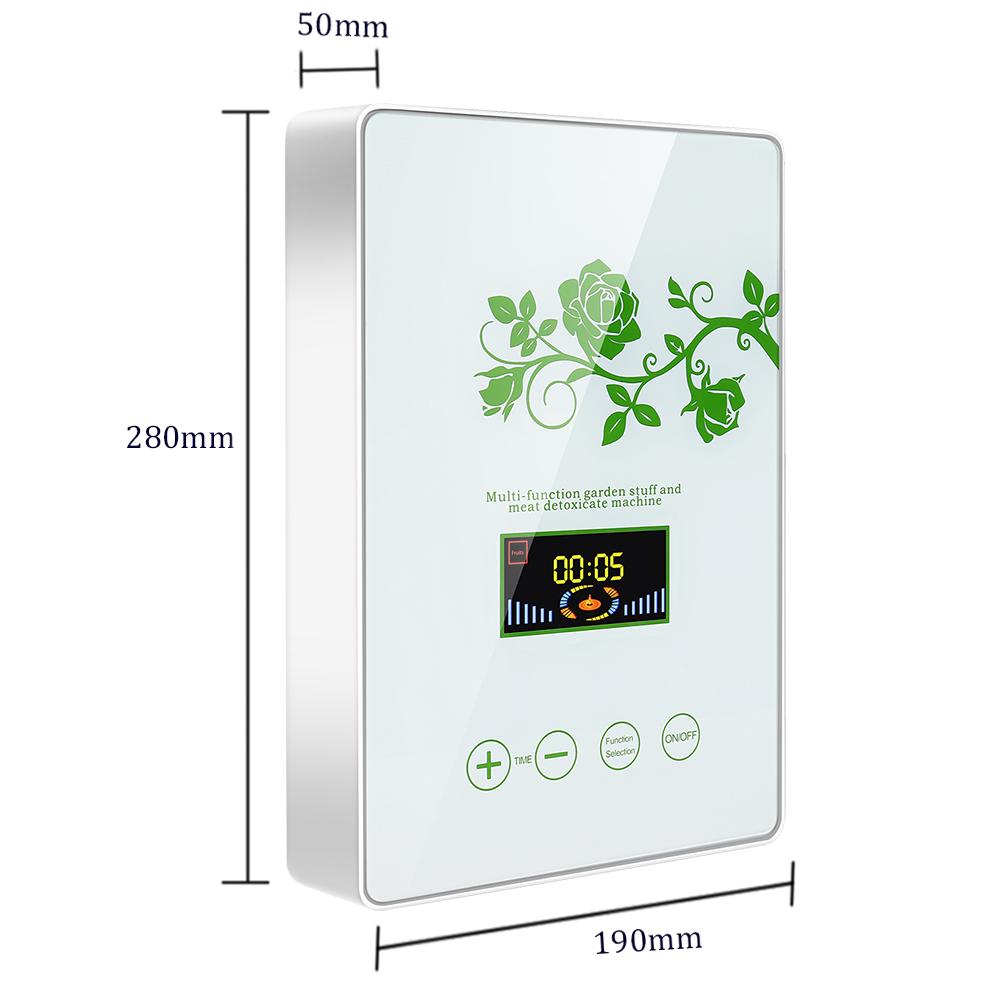 Озонатор бытовой с цветным цифровым дисплеем, выработка озона 600 мг/ч. / модель А570