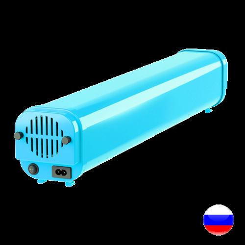 Рециркулятор воздуха бактерицидный Navigator NUR-01 (с 2-мя УФ - безозоновыми лампами) / Сделано в РФ
