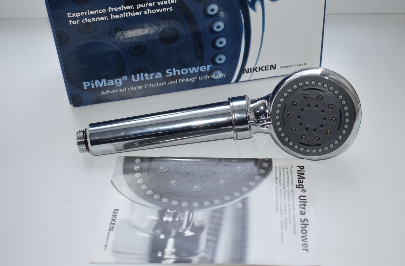 Насадка для душа Nikken PiMag Ultra Shower